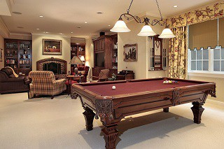 Pool table assembly with perfect leveling in Cherry Hill content img3