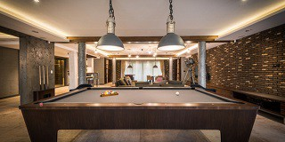 billiard table room sizes chart in Cherry Hill content img2